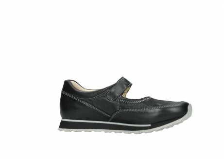 wolky mary janes 05801 e step 20009 black stretch leather_14