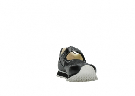 wolky mary janes 05801 e step 20009 black stretch leather_18