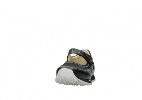 wolky mary janes 05801 e step 20009 black stretch leather_20