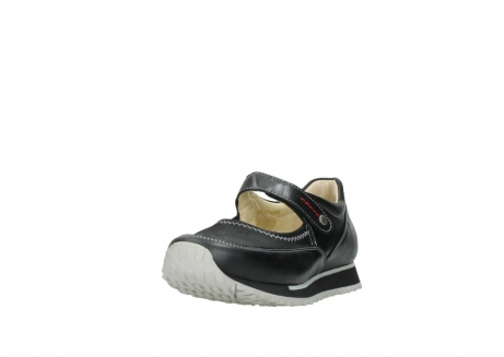 wolky mary janes 05801 e step 20009 black stretch leather_21