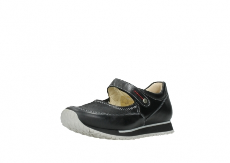 wolky mary janes 05801 e step 20009 black stretch leather_22