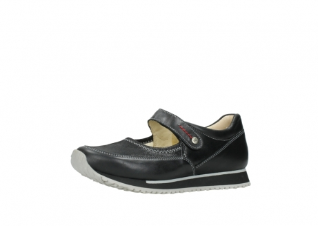 wolky mary janes 05801 e step 20009 black stretch leather_23