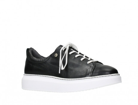 wolky lace up shoes 05875 move it 20000 black leather_3