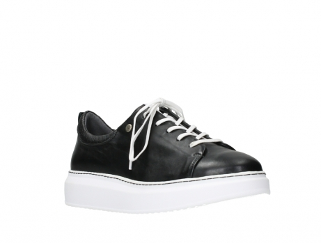 wolky lace up shoes 05875 move it 20000 black leather_4