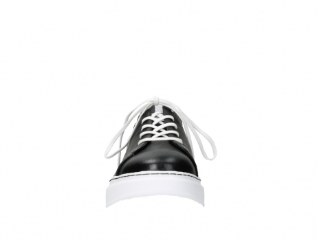 wolky lace up shoes 05875 move it 20000 black leather_7