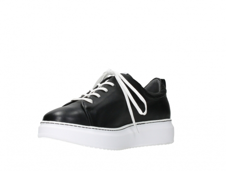 wolky lace up shoes 05875 move it 20000 black leather_10