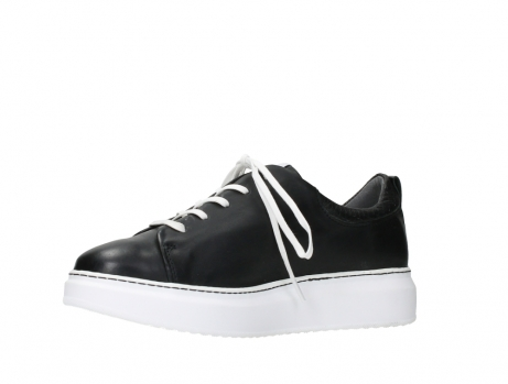 wolky lace up shoes 05875 move it 20000 black leather_11