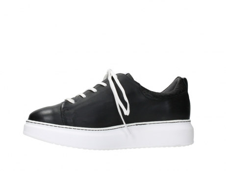 wolky lace up shoes 05875 move it 20000 black leather_12