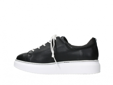 wolky lace up shoes 05875 move it 20000 black leather_14