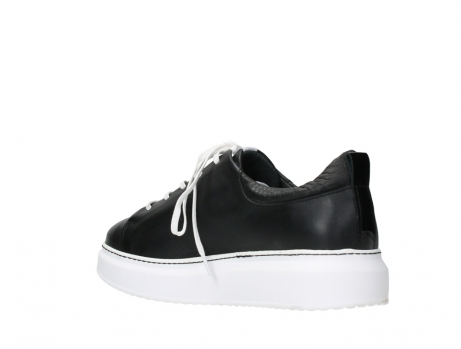wolky lace up shoes 05875 move it 20000 black leather_16