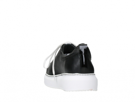 wolky lace up shoes 05875 move it 20000 black leather_18