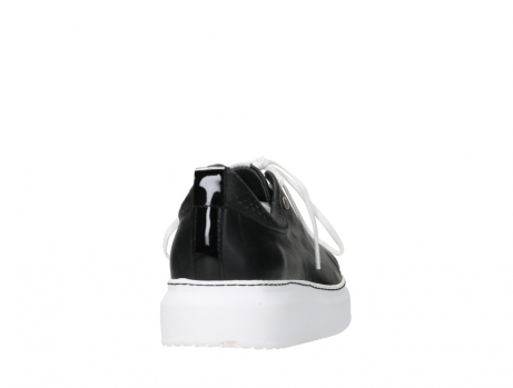 wolky lace up shoes 05875 move it 20000 black leather_20