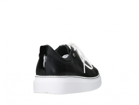 wolky lace up shoes 05875 move it 20000 black leather_21