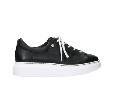 wolky lace up shoes 05875 move it 20000 black leather_24