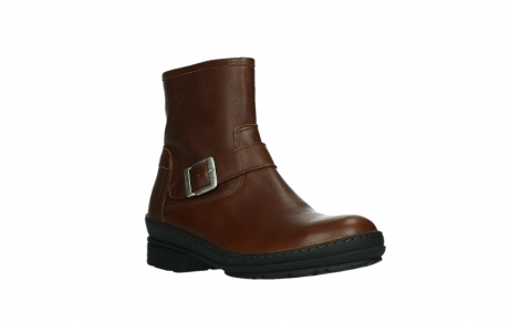 wolky ankle boots 07641 nitra 24430 cognac leather_4