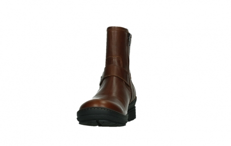wolky ankle boots 07641 nitra 24430 cognac leather_8