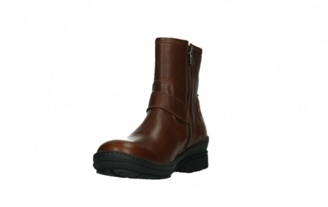 wolky ankle boots 07641 nitra 24430 cognac leather_9
