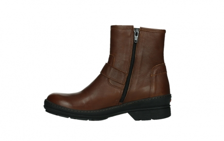 wolky ankle boots 07641 nitra 24430 cognac leather_13