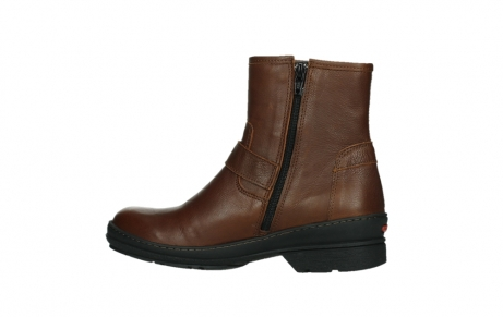 wolky ankle boots 07641 nitra 24430 cognac leather_14