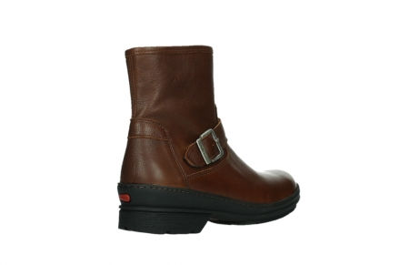 wolky ankle boots 07641 nitra 24430 cognac leather_22