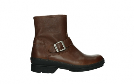 wolky ankle boots 07641 nitra 24430 cognac leather_24