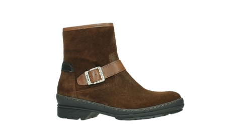 wolky ankle boots 07642 nitra wp 45410 tobacco suede_2