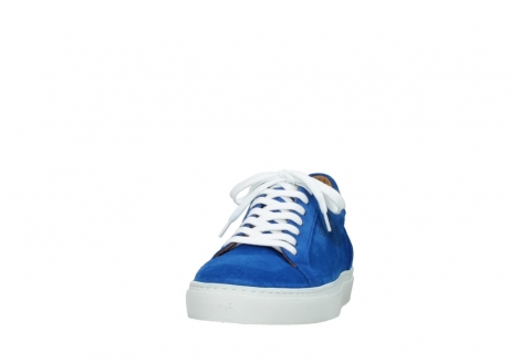 wolky lace up shoes 09480 francesco 40810 cobalt suede_20