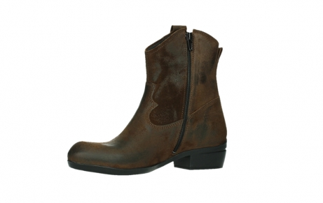 wolky ankle boots 00960 finley 45410 tobacco suede_11