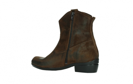 wolky ankle boots 00960 finley 45410 tobacco suede_15