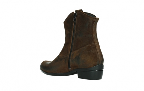 wolky ankle boots 00960 finley 45410 tobacco suede_16