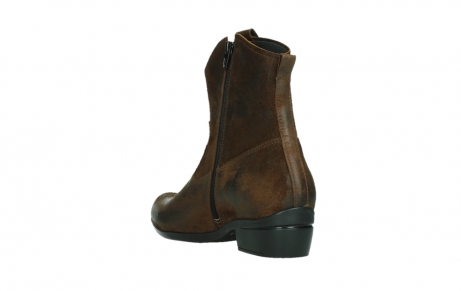 wolky ankle boots 00960 finley 45410 tobacco suede_17