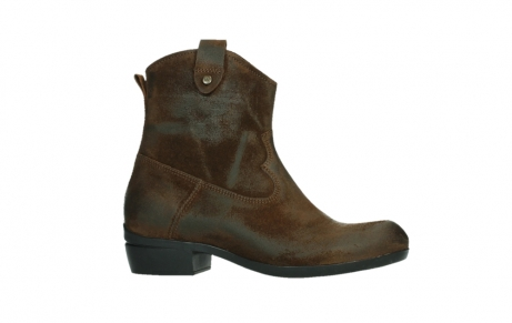 wolky ankle boots 00960 finley 45410 tobacco suede_2