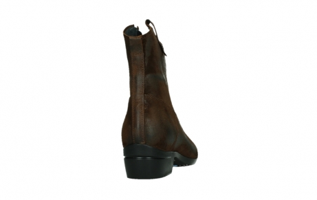 wolky ankle boots 00960 finley 45410 tobacco suede_20
