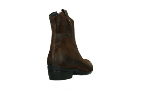 wolky ankle boots 00960 finley 45410 tobacco suede_21