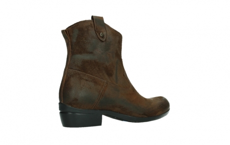 wolky ankle boots 00960 finley 45410 tobacco suede_23