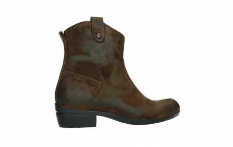 wolky ankle boots 00960 finley 45410 tobacco suede_24