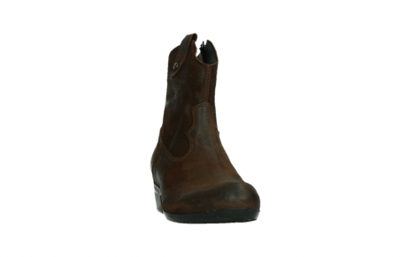 wolky ankle boots 00960 finley 45410 tobacco suede_6