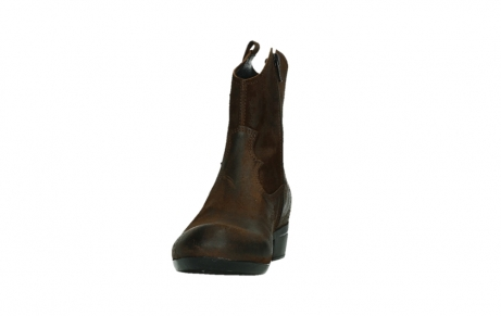wolky ankle boots 00960 finley 45410 tobacco suede_8