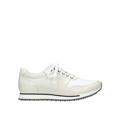 wolky lace up shoes 05850 e walk men 20120 offwhite stretch leather