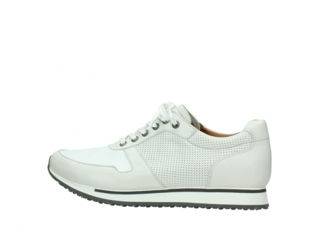 wolky lace up shoes 05850 e walk men 20120 offwhite stretch leather_2