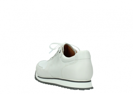 wolky lace up shoes 05850 e walk men 20120 offwhite stretch leather_5