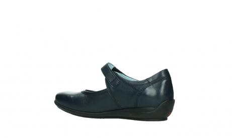 wolky mary janes 00385 noble 21800 blue leather_15