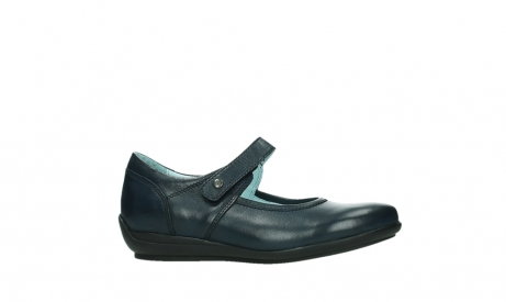wolky mary janes 00385 noble 21800 blue leather_2