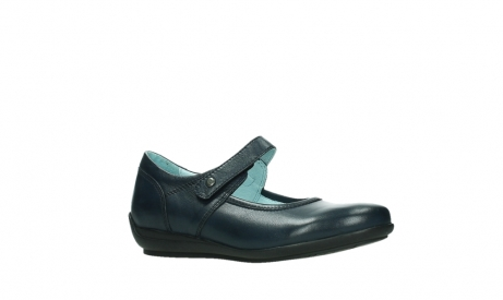 wolky mary janes 00385 noble 21800 blue leather_3