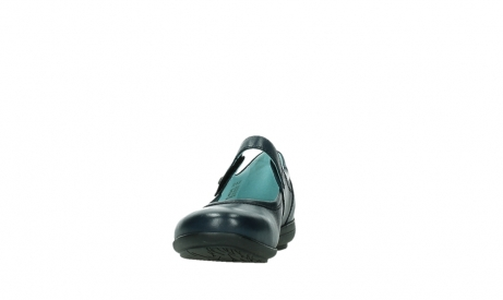 wolky mary janes 00385 noble 21800 blue leather_8