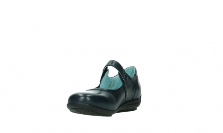 wolky mary janes 00385 noble 21800 blue leather_9