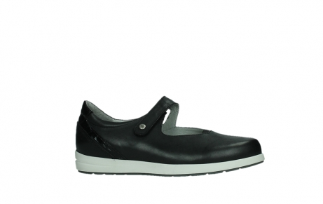 wolky mary janes 02421 electric 26070 black leather_2