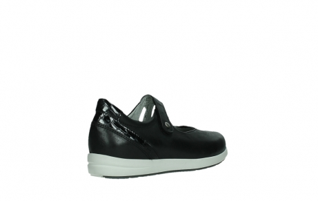 wolky mary janes 02421 electric 26070 black leather_22