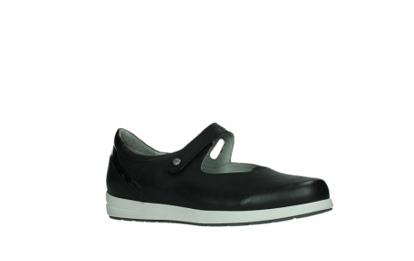 wolky mary janes 02421 electric 26070 black leather_3