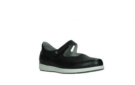 wolky mary janes 02421 electric 26070 black leather_4